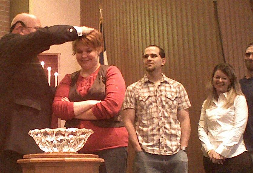 90121 Baptism